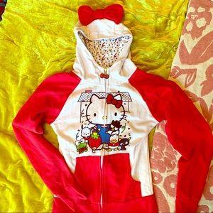 Sanrio 50th Anniversary Hello Kitty Sweatshirt